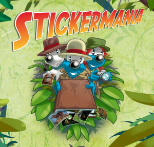 Stickermania