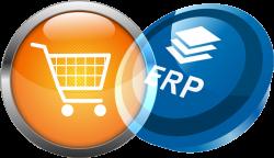 ERP mit Online-Shop